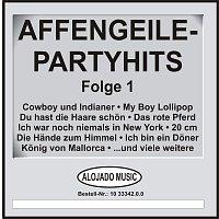 Různí interpreti – Affengeile-Partyhits Folge 1