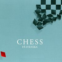 Přední strana obalu CD Chess pa svenska [Original Musical Soundtrack]