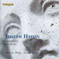 Bruno Weil, Joseph Haydn, Tafelmusik, Tafelmusik Baroque Orchestra – Haydn: Symphonies Nos. 45 - 47