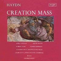 George Guest, April Cantelo, Helen Watts, Robert Tear, Forbes Robinson – Haydn: Creation Mass