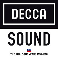 Přední strana obalu CD Decca Sound: The Analogue Years 1954 – 1968