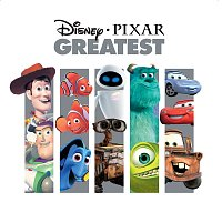 Různí interpreti – Disney/Pixar Greatest