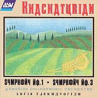 Loris Tjeknavorian, Armenian Philharmonic Orchestra – Khachaturian: Symphonies Nos.1 and 3