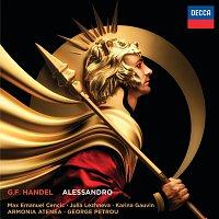 Přední strana obalu CD Handel: Alessandro