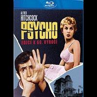 Různí interpreti – Psycho (Edice k 60. výročí) Blu-ray