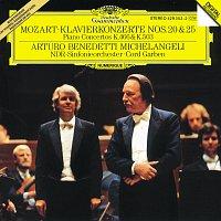 NDR-Sinfonieorchester, Cord Garben, Arturo Benedetti Michelangeli – Mozart: Piano Concertos Nos. 20 & 25
