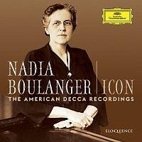Nadia Boulanger – Nadia Boulanger - Icon