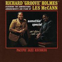 "Richard ""Groove"" Holmes, Les McCann – Somethin' Special"
