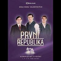 Různí interpreti – První republika - komplet – DVD