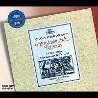 Munchener Bach-Orchester, Karl Richter – Bach: 6 Brandenburg Concertos; 4 Ouvertures; Tripel Concerto BWV 1044