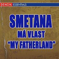 """Vladimir Fedoseyev, Moscow RTV Large Symphony Orcherstra – Smetana: Má Vlast """"My Fatherland"""""""