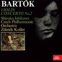 Shizuka Ishikawa, Česká filharmonie, Zdeněk Košler – Koncert č. 2 pro housle a orchestr