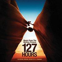 Přední strana obalu CD 127 Hours