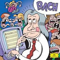 Přední strana obalu CD Bach
