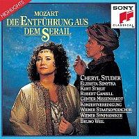 """Kurt Streit, Cheryl Studer, Elzbieta Szmytka, Robert Gambill, Gunther Missenhardt – Mozart: Die Entfuhrung aus dem Serail """"Highlights"""""""