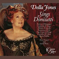 Della Jones, David Parry, Alun Francis – Della Jones Sings Donizetti