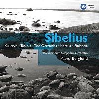 Helsinki University Male Choir, Bournemouth Symphony Orchestra, Paavo Berglund – Sibelius: Kullervo