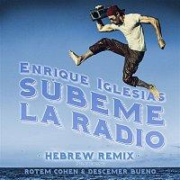 Přední strana obalu CD SUBEME LA RADIO HEBREW REMIX