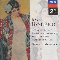 Orchestre Symphonique de Montréal, Charles Dutoit – Ravel: Bolero/Alborada del Gracioso/Daphnis & Chloe etc. [2 CDs]