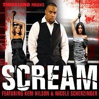Přední strana obalu CD Scream [International Version]