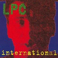 Přední strana obalu CD International
