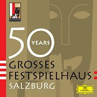 Přední strana obalu CD 50 Years Groszes Festspielhaus Salzburg