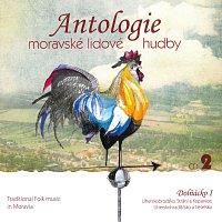 Dolňácké cimbálové muziky – Antologie moravské lidové hudby CD2 Dolňácko 1