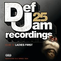 Přední strana obalu CD Def Jam 25, Vol. 20 - Ladies First [Explicit Version]