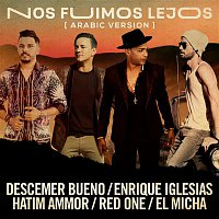 Přední strana obalu CD Nos Fuimos Lejos (Arabic Version)