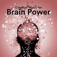 Přední strana obalu CD Classical Music for Brain Power