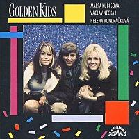 Přední strana obalu CD Golden Kids