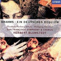 Elizabeth Norberg-Schulz, Wolfgang Holzmair, San Francisco Symphony Chorus – Brahms: Ein deutsches Requiem