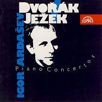 Přední strana obalu CD Dvořák, Ježek: Koncerty pro klavír