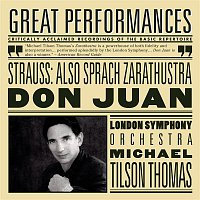 Michael Tilson Thomas, London Symphony Orchestra, Richard Strauss – R. Strauss: Also Sprach Zarathustra, Don Juan