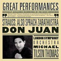 Michael Tilson Thomas, London Symphony Orchestra, Richard Strauss – R. Strauss: Also Sprach Zarathustra, Don Juan