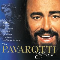 Luciano Pavarotti – The Pavarotti Edition, Vol.3: Verdi