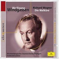 Přední strana obalu CD Wolfgang Windgassen: Die Walkure 1!.Aufzug