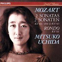 Mitsuko Uchida – Mozart: Piano Sonatas Nos. 15 & 16; Rondo in A minor