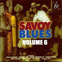 Různí interpreti – The Savoy Blues, Vol. 6