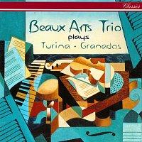 Beaux Arts Trio – Turina: Piano Trios Nos. 1 & 2; Fantasía / Granados: Piano Trio