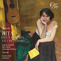 Katarina Karnéus, Barry Banks, Christopher Maltman, Hallé Orchestra, Mark Elder – Donizetti: Rita