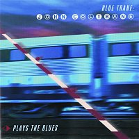 Přední strana obalu CD Blue Trane: John Coltrane Plays The Blues
