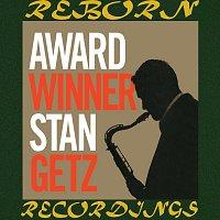 Přední strana obalu CD Award Winner Stan Getz (HD Remastered)