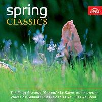 Různí interpreti – Spring classics (Čtvero ročních období,Rašení jara,Svěcení jara, Nálady,V podvečer,...)