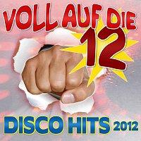 Různí interpreti – Voll auf die 12 Disco Hits 2012