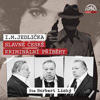 Přední strana obalu CD Jedlička: Slavné české kriminální příběhy