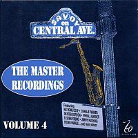 Různí interpreti – Savoy On Central Ave. - The Master Recordings, Vol. 4