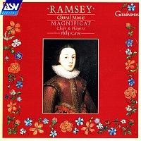 Přední strana obalu CD Ramsey: Choral Music