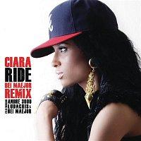 Přední strana obalu CD Ride (Bei Maejor Remix)