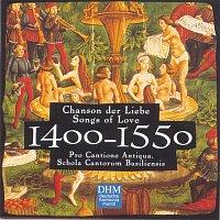 Ferrara Ensemble, Alexander Agricola – Century Classics IX: Chanson der Liebe/Songs Of Love